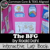 The BFG Interactive Novel Study: Interactive Notebook or Lap Book