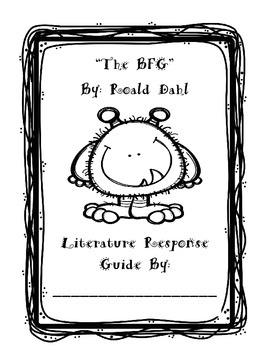 The BFG Literature Reponse Journal