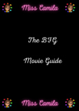 The BFG Movie Guide