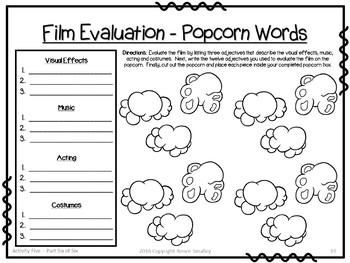The BFG Movie Companion {5 Unique Motion Picture Activities}