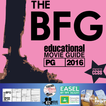The BFG Movie Viewing Guide (PG-2016)