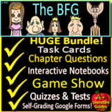 The BFG Novel Study Unit: Printable AND Paperless  -  PLUS Readers Theater!