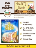 The BFG Novel Study & Math Companion Bundled