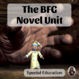 The BFG Novel Study for Special Education