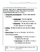 The BFG  Novel Unit with Literary and Grammar Activities