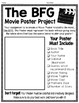 The BFG Project: Make a Movie Poster! (The BFG Book Report activity)
