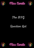 The BFG Question List