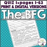 The BFG Quiz 1 (pages 1-63)