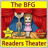 The BFG Readers Theater Script -  FREE Sample of our BFG Play!