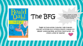 The BFG Reading Activities/ Novel Study