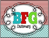 The BFG: Vocabulary - Nonsense Words - Context Clues