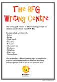 The BFG - Writing Centre