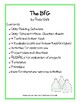 The BFG by Dahl: Literature Study Kit (test, vocabulary, a