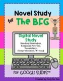 The BFG by Roald Dahl: DIGITAL NOVEL NOTEBOOK