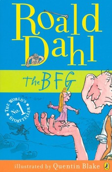 The BFG by Roald Dahl - Fun Puzzle Pack (25 Vocabulary Resources)