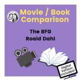 The BFG by Roald Dahl - Movie/Book Comparison