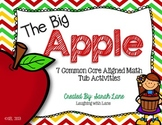 "The ""BIG"" Apple: 6 ""Core"" Math Tubs"