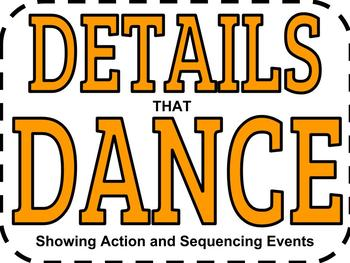 The BIG Book of Details: Details That Dance: Anchor Charts