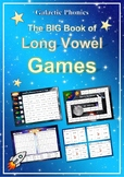 The BIG Book of Long Vowel Games