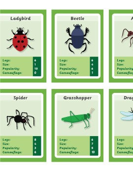 The BIG Bugs Printable Pack for Pre-K and Kindergarten