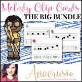 The BIG Bundle - Melody Clip Cards