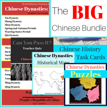 #becauseIcansale The BIG Chinese Bundle