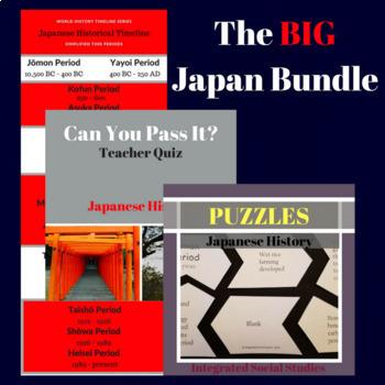 The BIG Japan Bundle