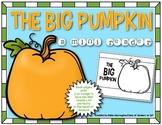 The BIG Pumpkin Mini Reader {October & Halloween} Kindergarten or First Grade