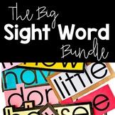 The BIG Sight Word Bundle