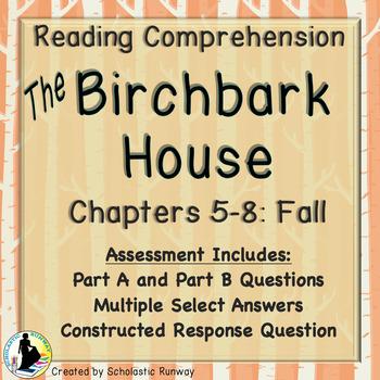 The Birchbark House Test Ch. 5-8 (Fall)