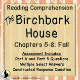 The Birchbark House Test Ch. 5-8 (Fall)