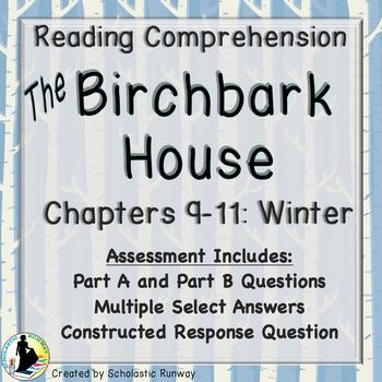 The Birchbark House Test Ch. 9-11 (Winter)