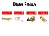The BRASSroom - Identifying Brass Instruments