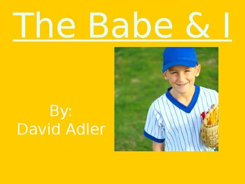 The Babe & I - Genre & Purpose