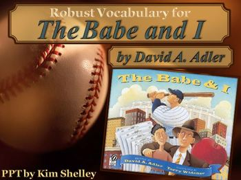 The Babe and I - Interactive Vocabulary and Grammar PPT