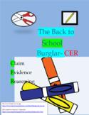 The Back to School Burglar - CER