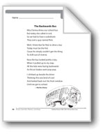 The Backwards Bus (A poem)