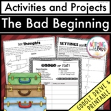 The Bad Beginning (A Series of Unfortunate Events): Activities and Projects