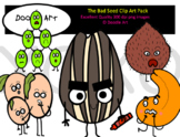 The Bad Seed Clip Art Pack