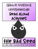 The Bad Seed - Growth Mindset Read Aloud Activities