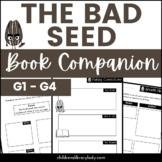 The Bad Seed Literacy Pack