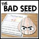The Bad Seed | Mini Read Aloud Unit | Book Response