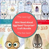 The Bad Seed/ The Good Egg *Surprise* Craft Read Aloud Min