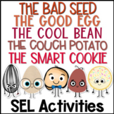 The Bad Seed, The Good Egg, and The Cool Bean Book Compani