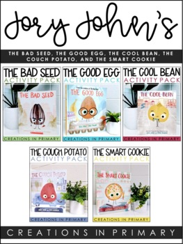 The Bad Seed, The Good Egg, and The Cool Bean Bundle