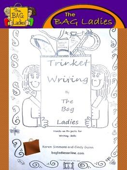 "The Bag Ladies ""Writing Trinkets!!"""