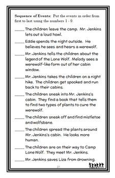 The Bailey School Kids BUNDLE (Debbie Dadey) 4 Novel Studies : Books #1 - #4