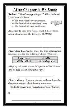 The Bailey School Kids SUPER BUNDLE : 20 Novel Studies for Books #1-20 (561 pgs)