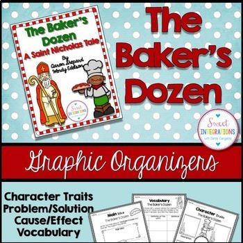 THE BAKER'S DOZEN - A Saint Nicholas Tale *FREE*