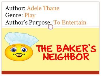 The Baker's Neighbor Skills Power Point